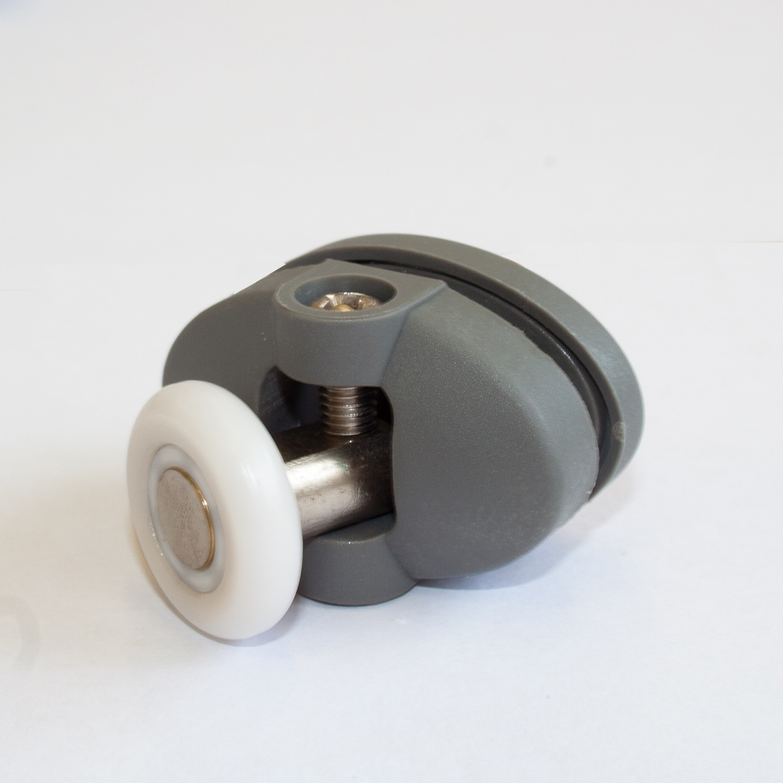 Kit8 cuscinetti ricambio box doccia cabina porta anta for Obi box doccia